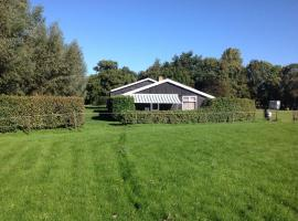 Calm Holiday Home in Burgh-Haamstede Zealand with Garden, holiday home in Burgh Haamstede