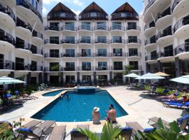 PACIFIC SUITES Boutique Hotel and Bistro