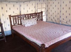 Luxury tents Saral Shambhala pushkar