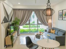 Iskandar Residences Suites By Iconic Bliss