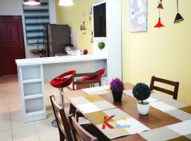 K Home - 5BR House@City Centre