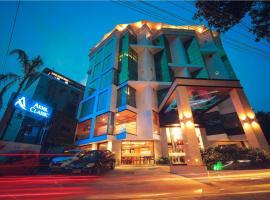 Akhil Classic, hôtel à Trivandrum