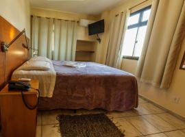 GRAAL INN ITATIAIA, hotel in Itatiaia