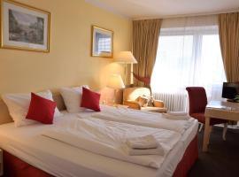OAZA hotel – hotel w pobliżu miejsca Centrum handlowe Chodov w Pradze