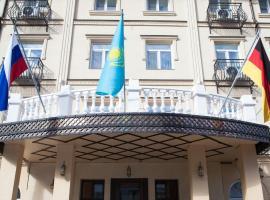 Egorkino Hotel