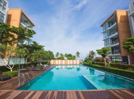 At Seacondo-1 Bedroom-A08, apartment in Klong Muang Beach