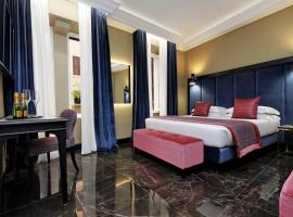 Merulana 13 - Exclusive Rooms, hotel near Vittorio Emanuele Metro Station, Rome