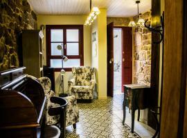 A casa da Igrexa, hotel en Ribadavia