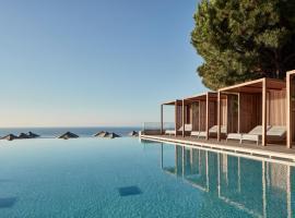 Los 10 mejores hoteles 5 estrellas en Rodas, Grecia ...