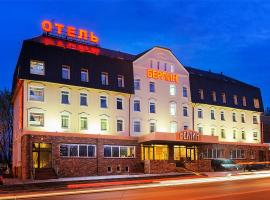 Berlin Hotel, hotel u gradu Kalinjingrad