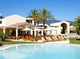 Le Spiagge di San Pietro Resort, hotel a Castiadas