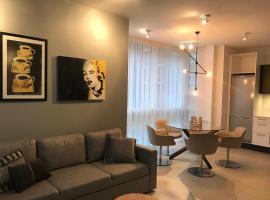 Down Town Luxury Apartment