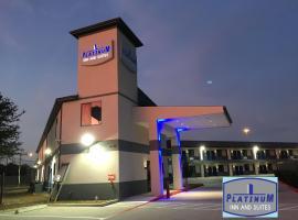 PLATINUM INN AND SUITES, motel in Houston