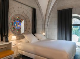 SOZO Hotel, hotel in Nantes