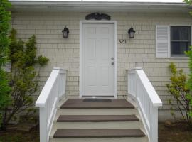 The Captain's Quarters, self catering accommodation in Montauk