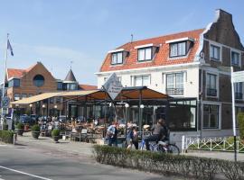 Hotel Sanders de Paauw, Hotel in der Nähe von: The Zwin, Sluis