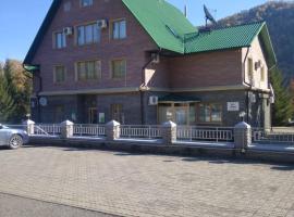 Biryuzovaia Katun' Hotel