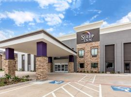 Sleep Inn Dallas Love Field-Medical District
