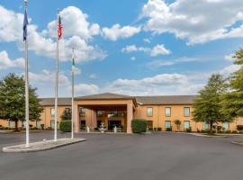 Quality Inn & Suites Benton - Draffenville, hotel in Draffenville