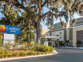 Comfort Inn Savannah, hotel near Savannah Municipal Golf Course, Savannah