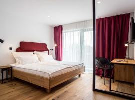 Vault Hotel, hotel in Ljubljana