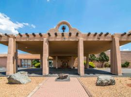 Quality Inn Taos, hotel near Rio Grande Gorge Bridge, Taos