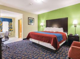 La Tourelle Hotel & Spa, hotel in Ithaca