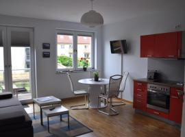 Waterfront studio for two!