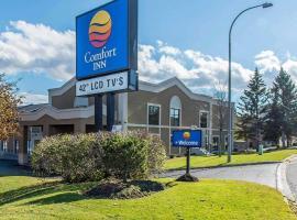 Comfort Inn Brockville, hotel near 1000 Islands Skydeck, Brockville