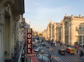 Hotel Richmond Gare du Nord