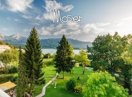 Das Moser - Hotel Garni am See (Adults Only)