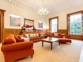 Luxury 3 bed Apt in Prestigious Park District