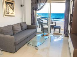 First line apartment in Playa Paraiso PP/70