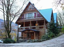 Orechovaya Roscha Guest House, holiday home in Krasnaya Polyana
