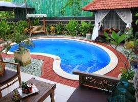Monica Bali Villa, hotel in Denpasar
