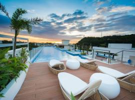 Ferra Hotel and Garden Suites, hotel in Boracay