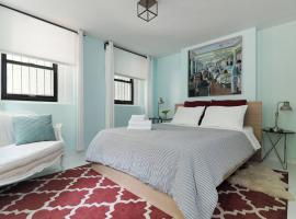 Cheery 1-BR in the of Shaw 2 blocks to subway, budget hotel in Washington, D.C.
