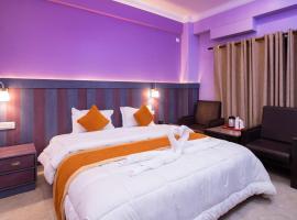 Hotel Visitors Inn P. Ltd. , Pokhara, hotel in Pokhara