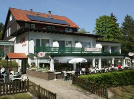 Hotel und Cafe Panorama