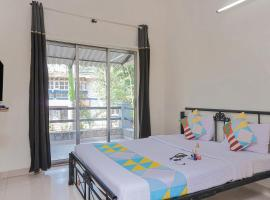 Well-Equipped 1BR Stay in Lonavala
