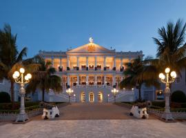 Taj Falaknuma Palace, hotel with jacuzzis in Hyderabad