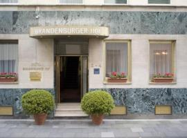 Hotel Brandenburger Hof, hotel near Cologne Philharmony, Cologne