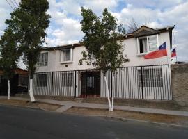 Matsofy House, alquiler vacacional en Santiago