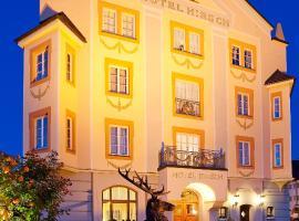 Hotel Hirsch, Hotel in Füssen