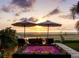 Luxury Sakina Villa - Beachfront