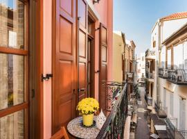 Palazzo di Irene, self catering accommodation in Chania Town