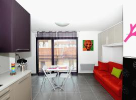 Le Campus, apartment in Nice
