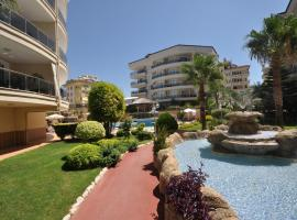 2 BEDROOMS APARTMENT OBA