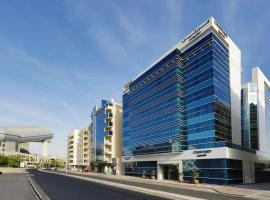 Courtyard by Marriott Dubai, Al Barsha, hotel near Mall of the Emirates, Dubai