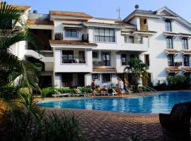 Riviera Suites Goa, apartment in Calangute